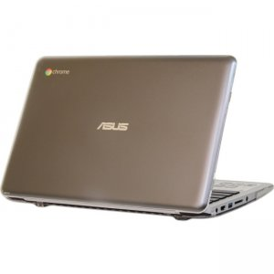 iPearl mCover Chromebook Case MCOVERASC202CLR