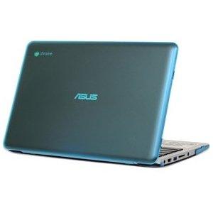 iPearl mCover Chromebook Case MCOVERASC202AQUA