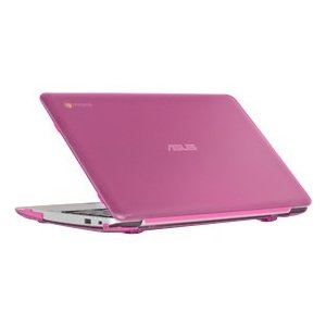 iPearl mCover Chromebook Case MCOVERASC202PINK