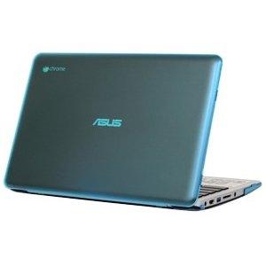 iPearl mCover Chromebook Case MCOVRASC202LAQUA