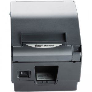 Star Micronics Label Printer 39480710 TSP743IIBi-24L OF GRY