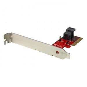 StarTech.com x4 PCI Express to SFF-8643 Adapter for PCIe NVMe U.2 SSD PEX4SFF8643