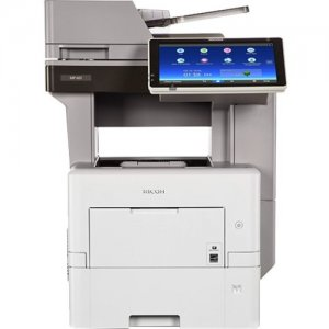 Ricoh Black and White Laser Multifunction Printer 407812 MP 601SPF