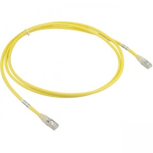 Supermicro 10G RJ45 CAT6A 2m Yellow Cable CBL-C6A-YL2M
