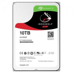 Seagate IronWolf Hard Drive ST10000VN0004