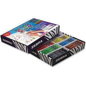 Zebra Pen 192-pc Cadoozles Starters Mech. Pencil Set 56609 ZEB56609