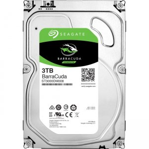 Seagate BarraCuda Hard Drive ST3000DM008