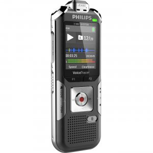 Philips Voice Tracer Digital Voice Recorder DVT6010/00 DVT6010