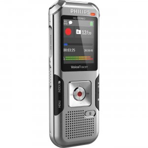 Philips Voice Tracer Digital Voice Recorder DVT4010/00 DVT4010