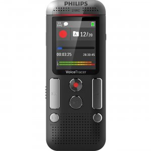 Philips Voice Tracer Digital Voice Recorder DVT2710/00 DVT2710