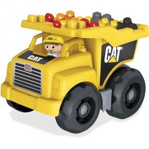 Mega Bloks Cat Dump Truck DCJ86 MBLDCJ86