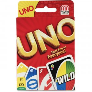UNO Card Game 42003 MTT42003
