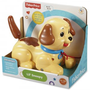 Brilliant Basics Lil' Snoopy Animal Figure H9447 FIPH9447