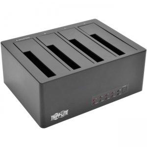 Tripp Lite 4-Bay USB 3.0/eSATA to SATA Docking Station U339-004