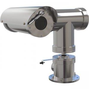 AXIS XP40-Q1765 Explosion-Protected PTZ Camera 0836-141 XP40-Q1765 CLCUS
