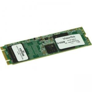 Visiontek 512GB M.2 2280 SATA III NGFF Internal SSD 900912
