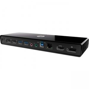 HP USB3 Universal Port Replicator Y4H06AA#ABA 3005pr