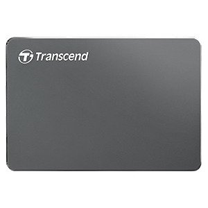 Transcend StoreJet 25C3 Hard Drive TS2TSJ25C3N