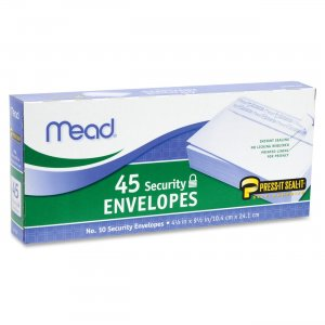 Mead Security Envelopes 75206 MEA75026