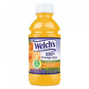 Welch's 100% Orange Juice, 10 oz., 24/Carton ARN34400 WEL34400
