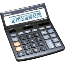 Canon Simple Calculator 4087A005 WS-1400H