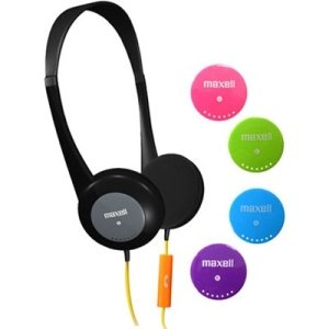Maxell Action Kids Headphones With Mic 195004