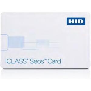 HID iCLASS Seos Card 5006PGGMN