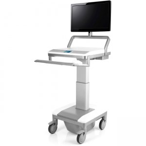 Humanscale Point-of-Care Technology Cart T75-N--1L15 T7