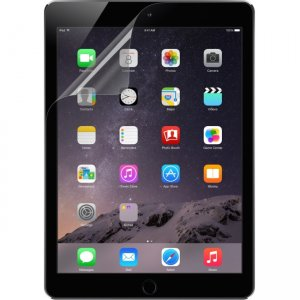 Belkin TrueClear Transparent Screen Protector 2-Pack for iPad Air 2 F7N262BT2