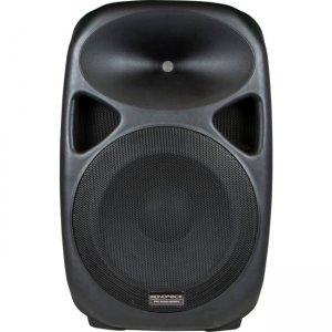 Monoprice 150-Watt 15-inch BiAmplified Powered PA Speaker 604450