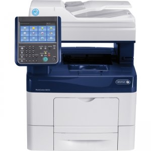 Xerox WorkCentre Color Multifunction Printer 6655I/X 6655i
