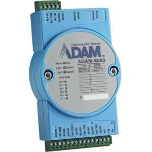 B+B Intelligent Ethernet I/O Module with Customizable Functionality ADAM-6260
