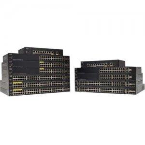 Cisco 10-Port Gigabit Managed Switch SG350-10-K9-NA SG350-10