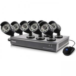 Swann DVR16-4400 - 16 Channel 720p Digital Video Recorder & 8 x PRO-A850 Cameras SWDVK-1644008-US
