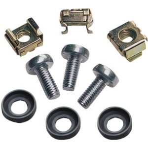 Intellinet Set of Cage Nuts 711081