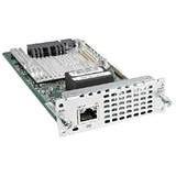 Cisco 1 port Multi-flex Trunk Voice/Clear-channel Data T1/E1 Module NIM-1MFT-T1/E1=