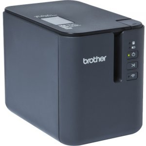 Brother Wireless Powered Network Laminated Label Printer PTP950NW PT-P950NW
