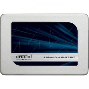 "Crucial 525GB SATA 2.5"" 7mm (with 9.5mm adapter) Internal SSD CT525MX300SSD1 MX300"
