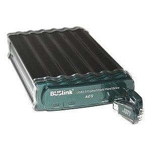 Buslink CipherShield USB 3.0 256-bit AES XP Compatible Encrypted External Drive CSE-10TXP