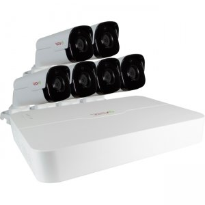 Revo Ultra HD Security System with 8 Channel NVR RU81B6G-2T