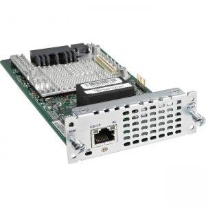 Cisco 1 port Multi-flex Trunk Voice/Clear-channel Data T1/E1 Module - Refurbished NIM-1MFT-T1/E1-RF