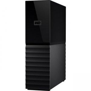 WD My Book 8TB Desktop Hard Drive WDBBGB0080HBK-NESN WDBBGB0080HBK