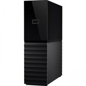 WD My Book 4TB Desktop Hard Drive WDBBGB0040HBK-NESN WDBBGB0040HBK