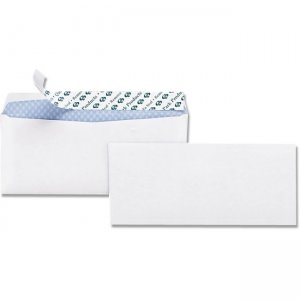Business Source No. 10 Peel-to-seal Security Envelopes 99714 BSN99714