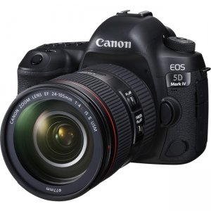 Canon EOS Digital SLR Camera with Lens 1483C010 5D Mark IV