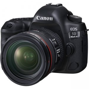 Canon EOS Digital SLR Camera with Lens 1483C018 5D Mark IV