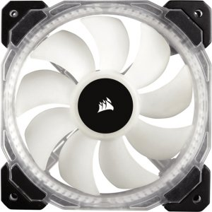 Corsair RGB LED High Performance 120mm PWM Fan with Controller CO-9050066-WW HD120