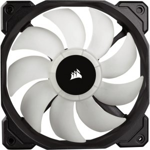 Corsair RGB LED High Performance 120mm Fan - Three Pack with Controller CO-9050061-WW SP120