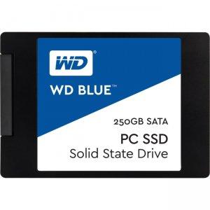 WD Blue 250GB Internal SSD Solid State Drive - SATA 6Gb/s 2.5 Inch WDS250G1B0A