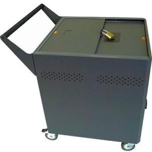 Datamation Systems Chromebook Cart with Combination Lock DS-GR-CB-M32-C/C